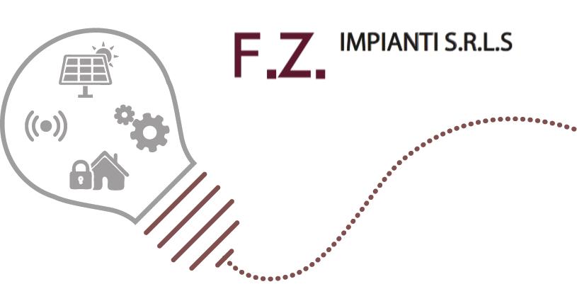 F.Z. Impianti Logo