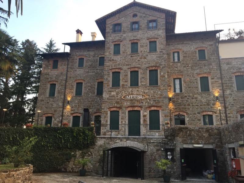 Lavori di F.Z. Impianti a Villa Melsi, Buttrio